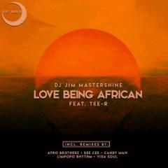 Dj Jim Mastershine - Love Being African (Candy Man Remix) Dj Jim Mastershine ]Ft. Tee-R